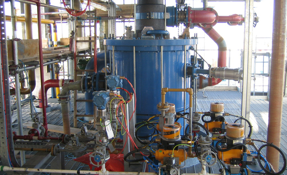 Instrumentation material installation, installation and engineering services