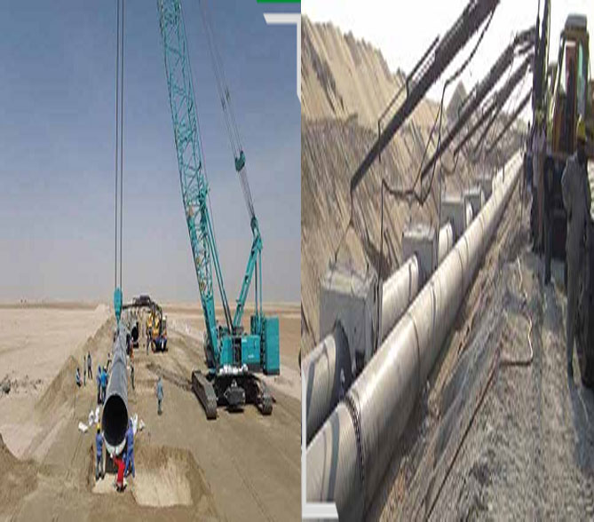 Ras Al Zawr Water Transmission Lines Pump Station Project - Phase 2